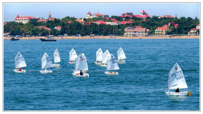 """2016第八届青岛国际帆船周青岛国际海洋节 """"船歌杯""""摄影大赛评选揭晓"""